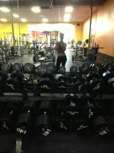Gym Love!